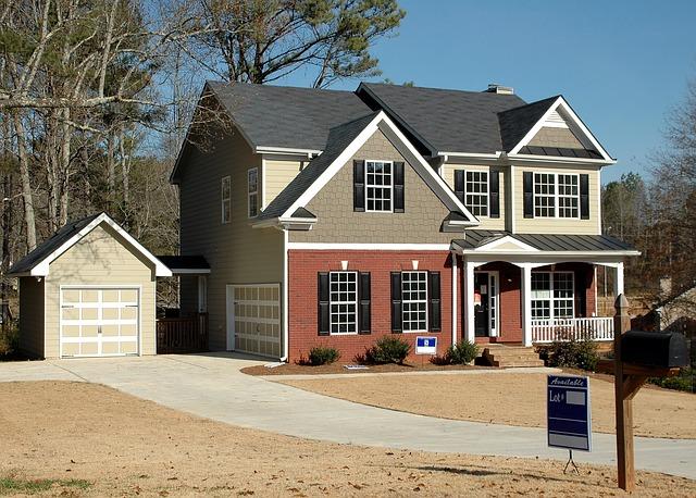 dům, garáž, na prodej