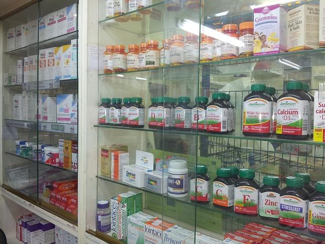 doplňky stravy na prodej