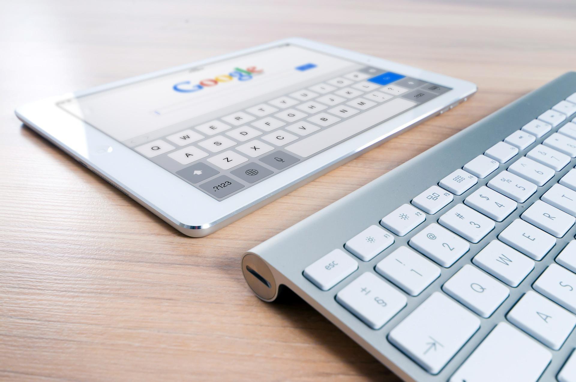 ipad a klávesnice